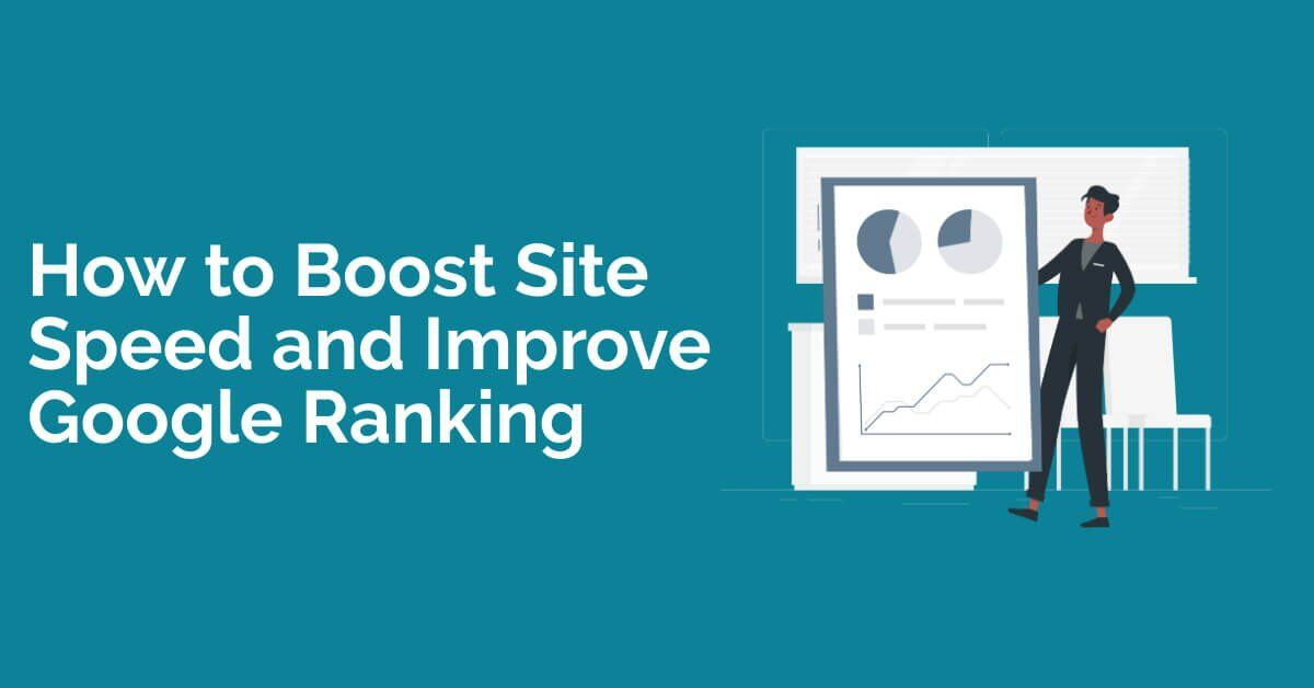 Website Site speed & Boost google ranking