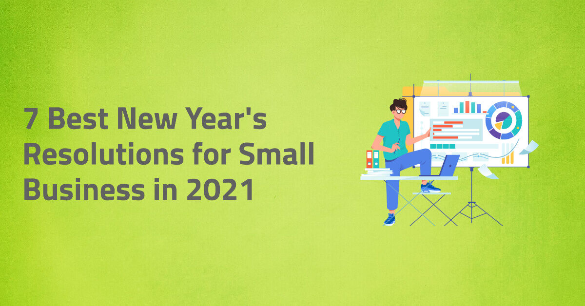 New year resolutions for small business